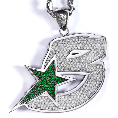 THE GAME's new BWS Diamond Pendant