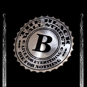BlackWallStreet II Belt buckle